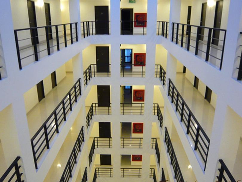 The Atrium Ratchada 13, Din Dang