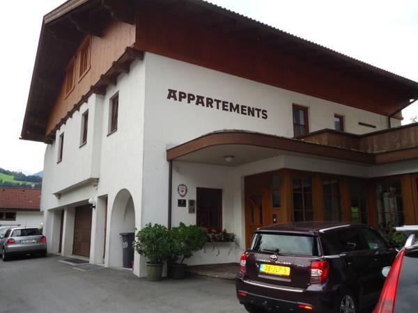 Appartement Schneeberger, Schwaz