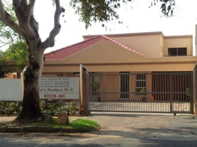 Houghton Guest House, City of Johannesburg