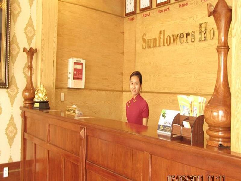 Khách Sạn Sunflower Hồ Chí Minh