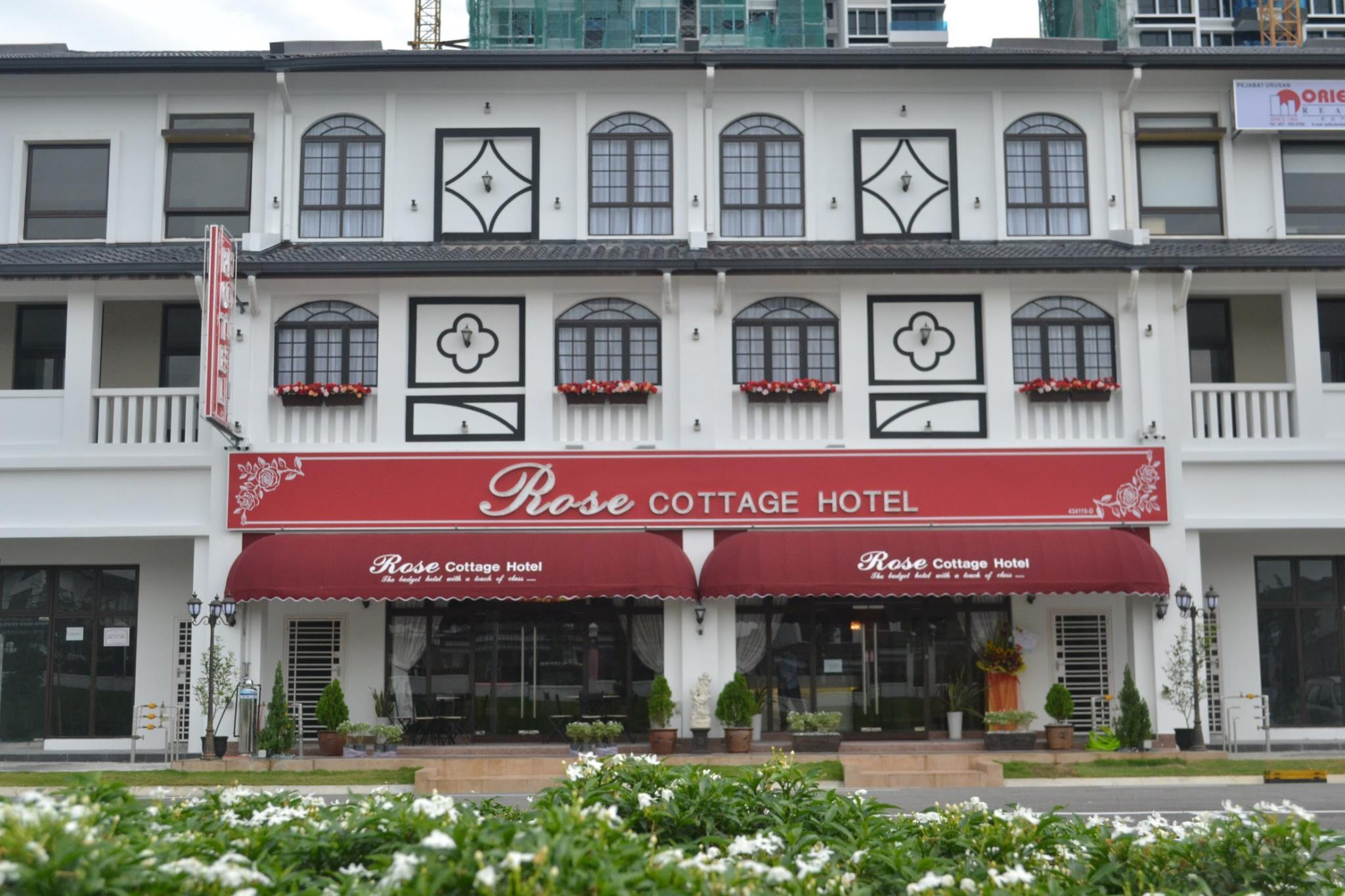 Rose Cottage Hotel Eco Botanic, Johor Bahru