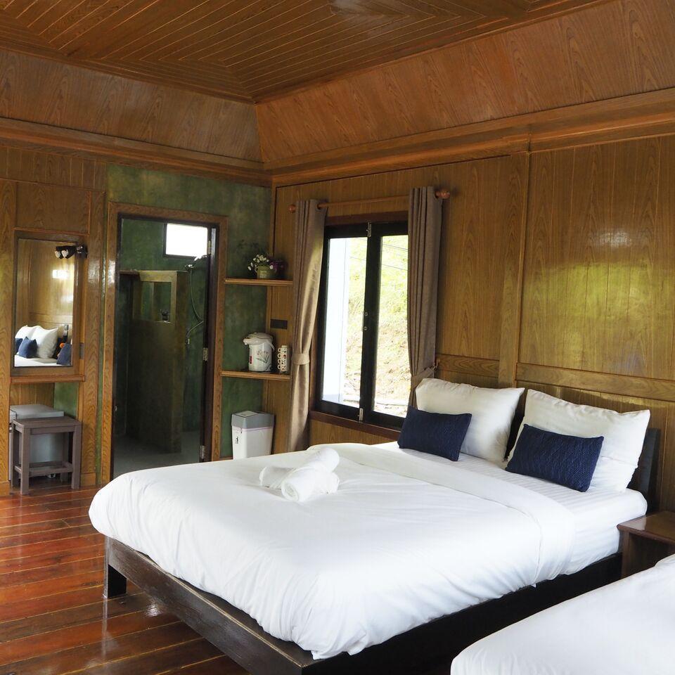 Baan Suan Hill Resort, Ban Ta Khun