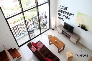 A1 Luxury Duplex@I-City - City of Light, Kuala Lumpur