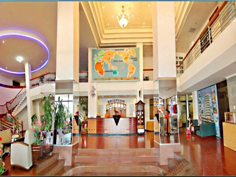 Khách Sạn Bưu Điện Vũng Tàu – P&T Hotel