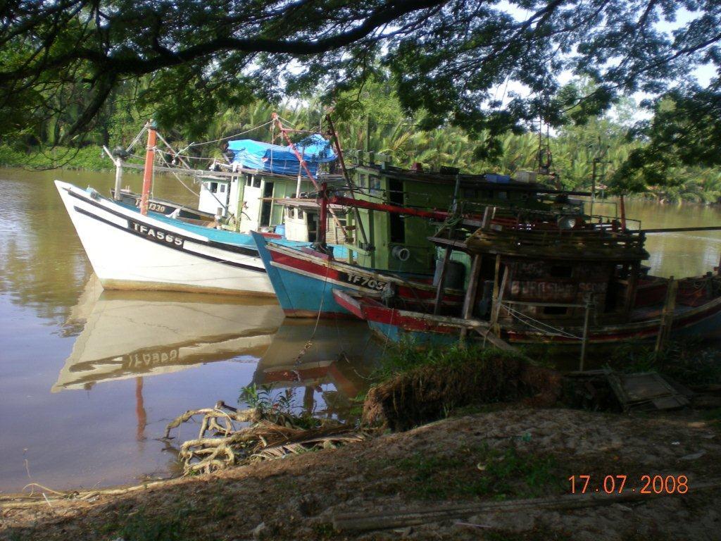 Homestay Kampung Rhu Sepuluh, Setiu