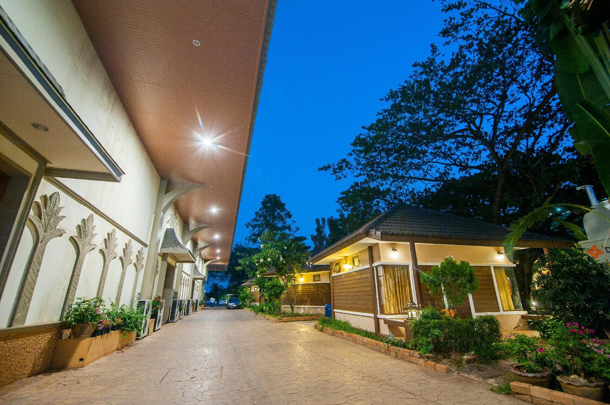 Nongkhai Tavilla Hotel and Convention Center, Muang Nong Khai