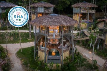 TreeHouse Villas - Adultes uniquement