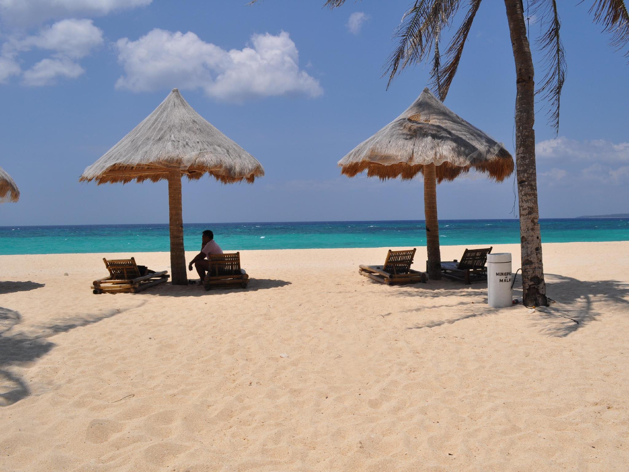 Punta Bunga Beach - Strand Boracay