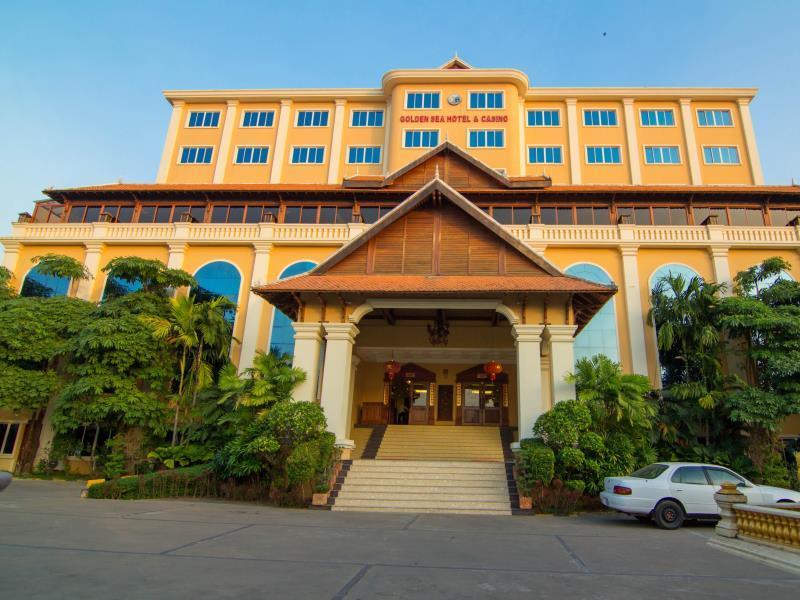 Golden Sea Hotel & Casino, Mittakpheap