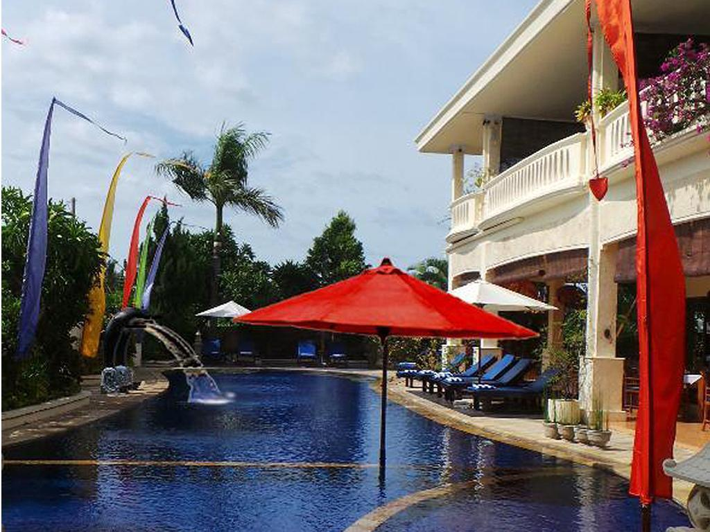 Best price on bali paradise hotel boutique resort in for Boutique hotel bali