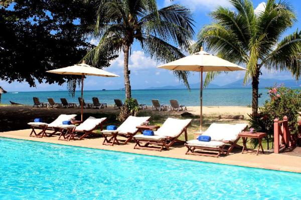 The Waterfront Boutique Hotel & Cafe Koh Samui