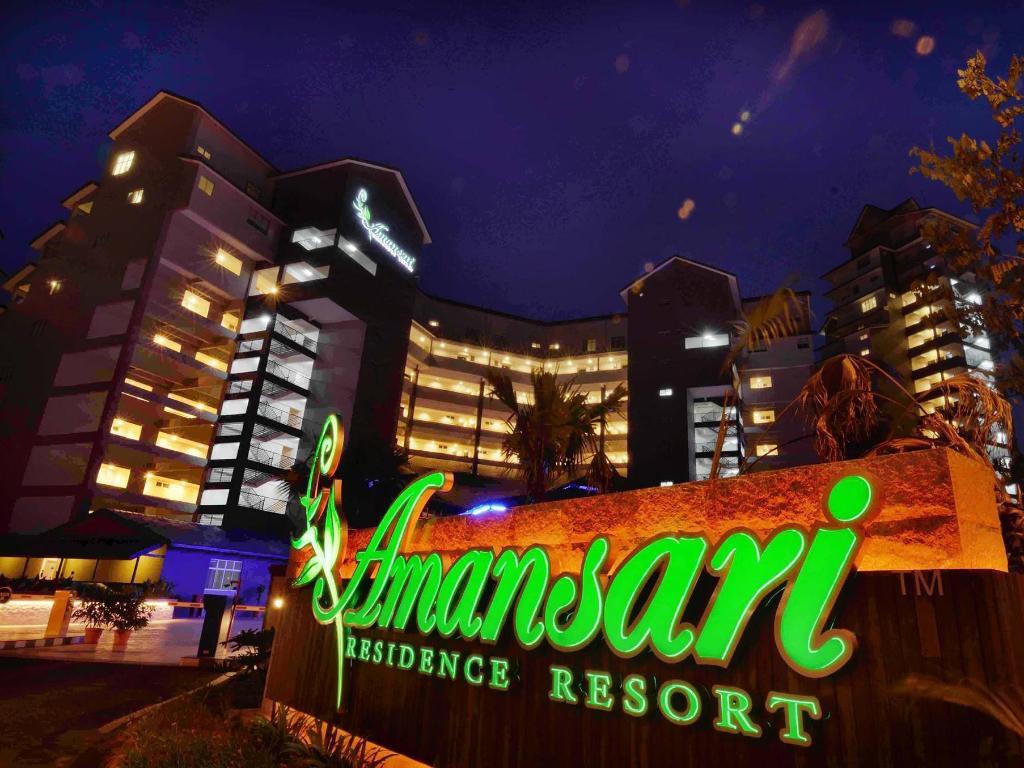 Best Price On Amansari Residence Resort In Johor Bahru