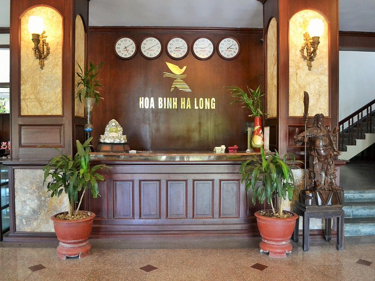 Khách Sạn Hòa Bình Hạ Long