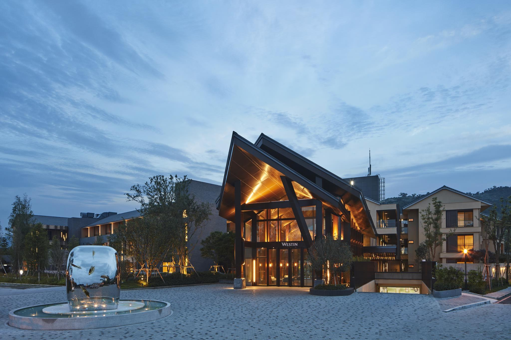The Westin Yilan Resort, Yilan