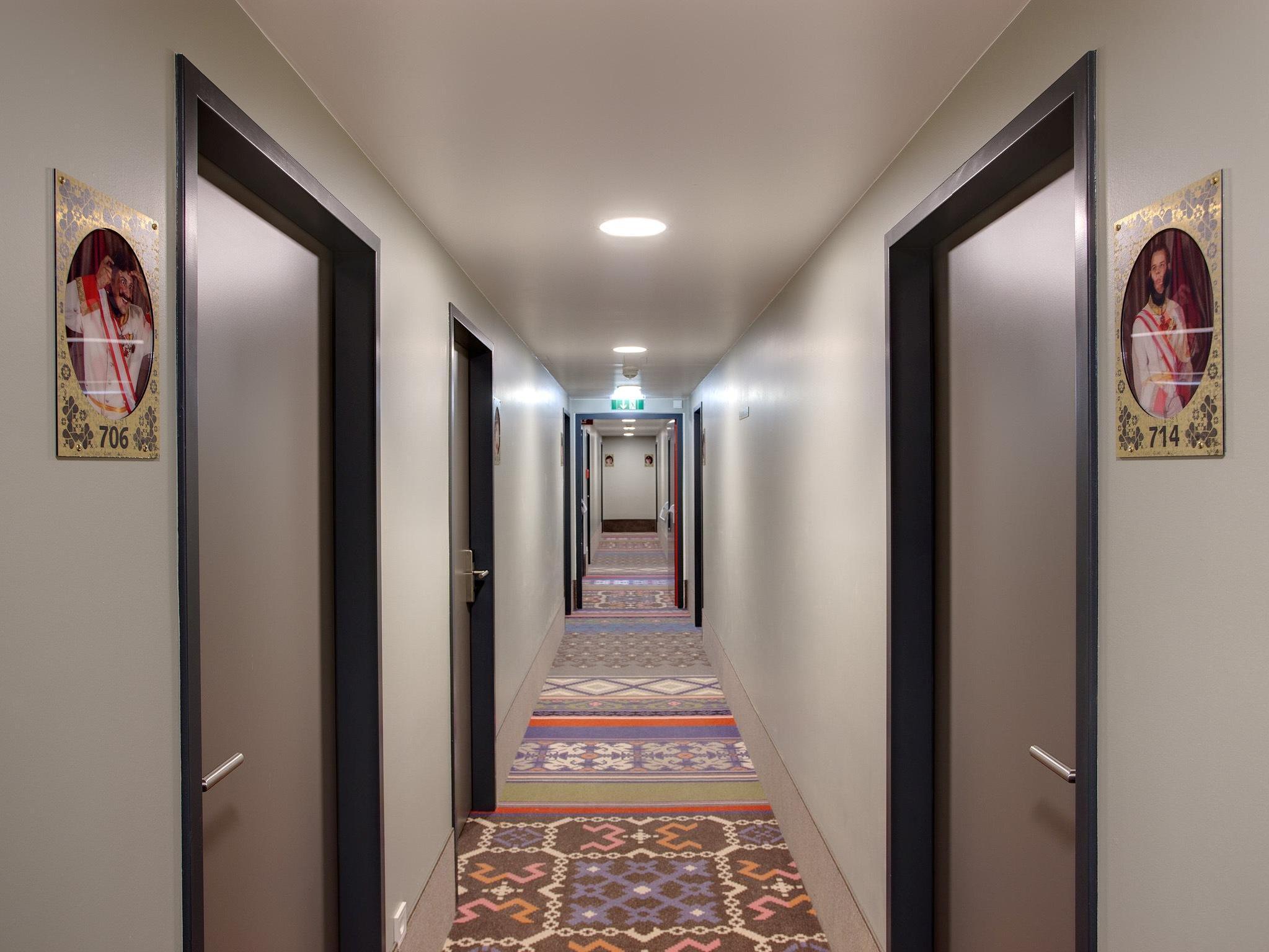 MEININGER Hotel Wien Downtown Franz, Wien
