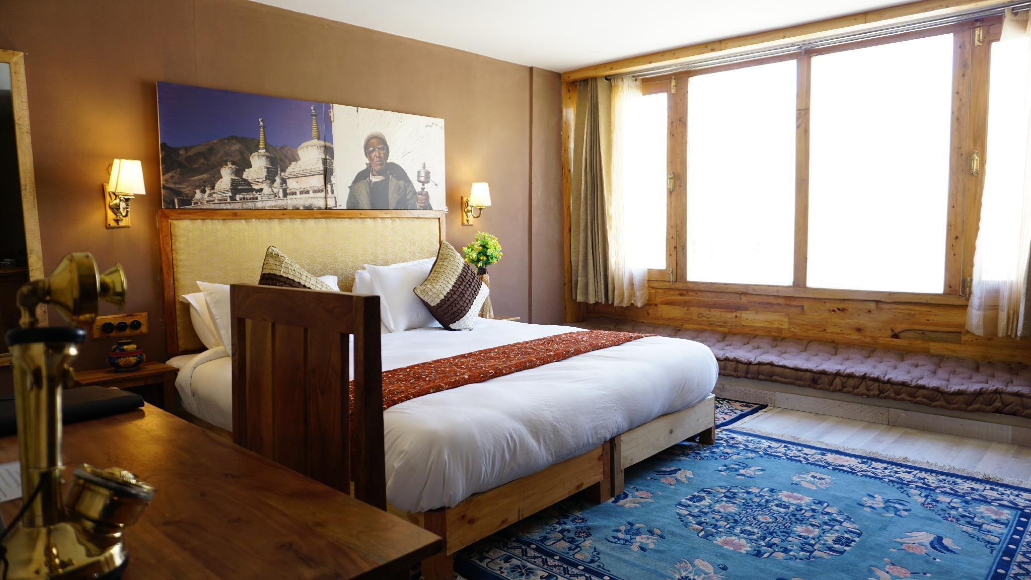 The Driftwood Hotels, Leh (Ladakh)