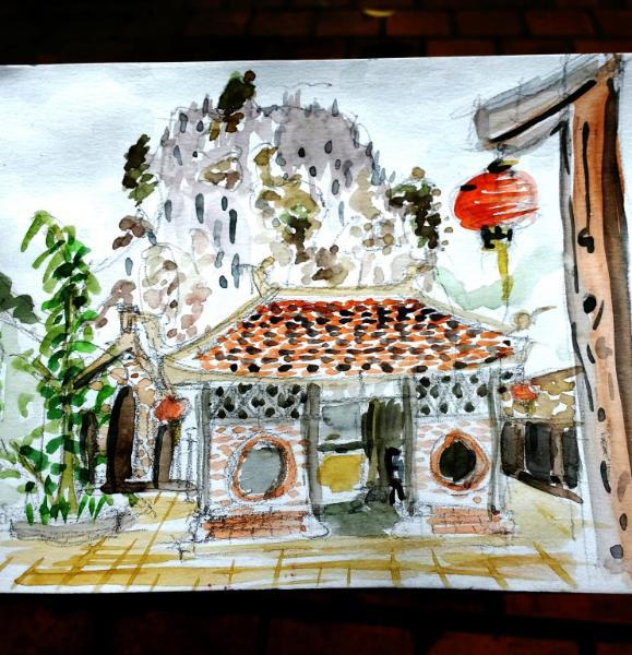Làng Việt Cổ Hotel