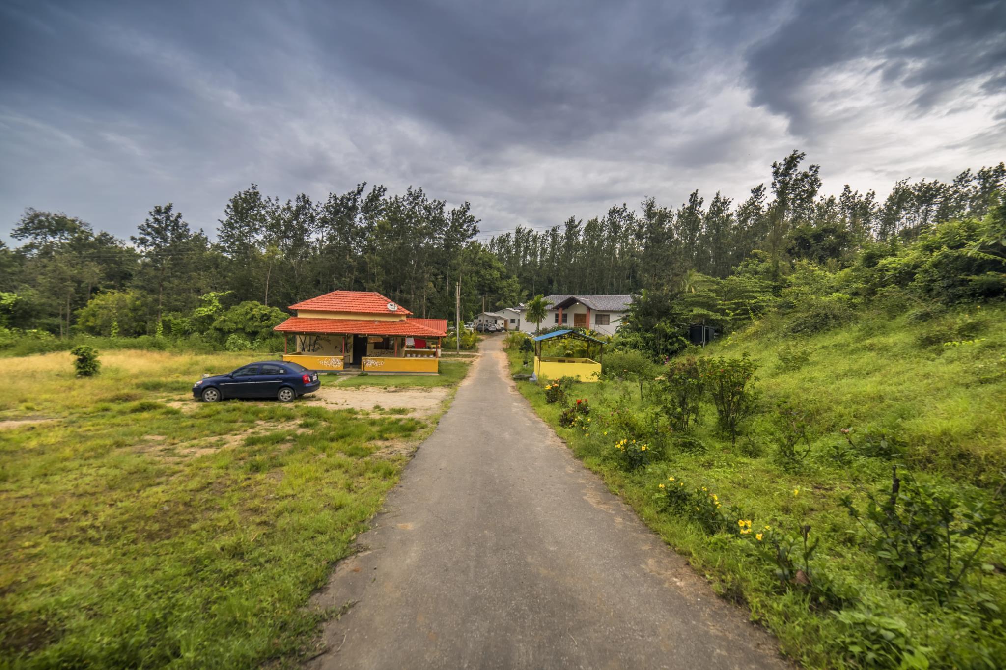 Zostel Chikmagalur, Chikmagalur
