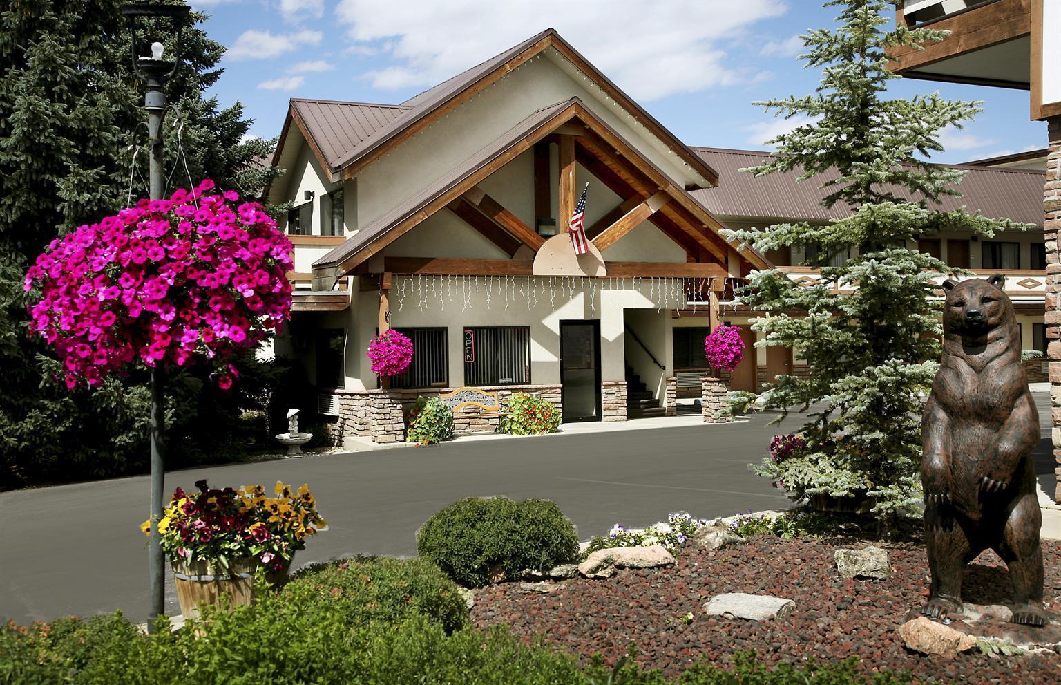 Americas Best Value Inn Sundowner Motel, Grand