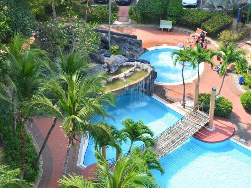 Best Price on Garden City Service Apartment Melaka in Malacca