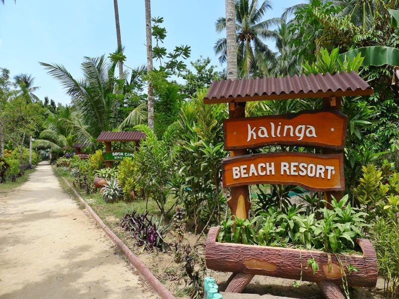 Kalinga Beach Resort In Philippines