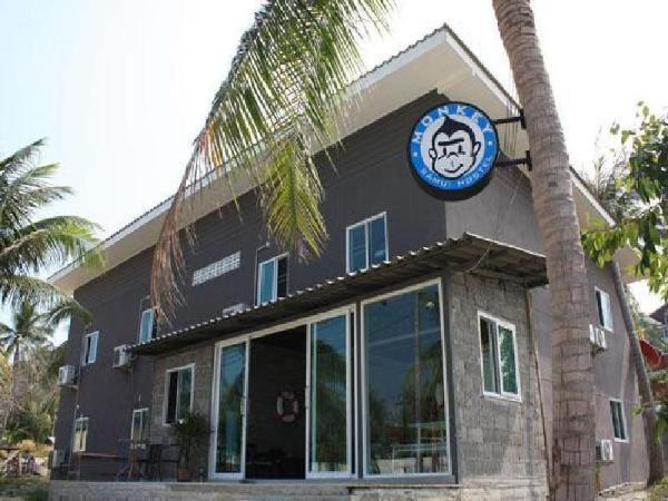 Monkey Samui Hostel Koh Samui