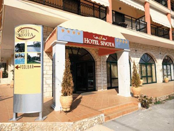 Hotel Sivota, Epirus