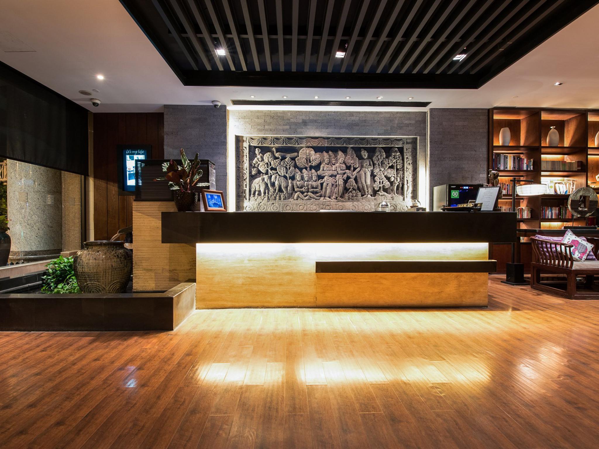SSAW Boutique Hotel Shanghai Bund, Shanghai