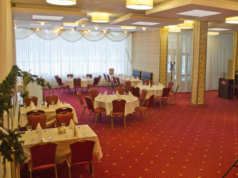 Ramada Moscow Domodedovo Hotel, Domodedovskiy rayon