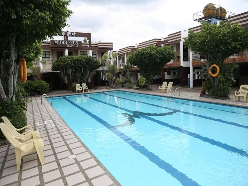 Best price on middleton apartelle in cagayan de oro reviews for Apartelle in davao city with swimming pool