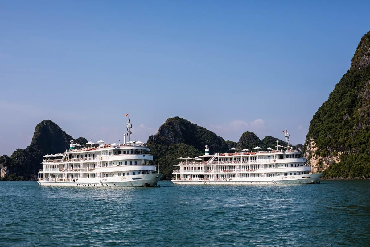 The Au Co Cruise - Managed by Bhaya Cruise, Hạ Long