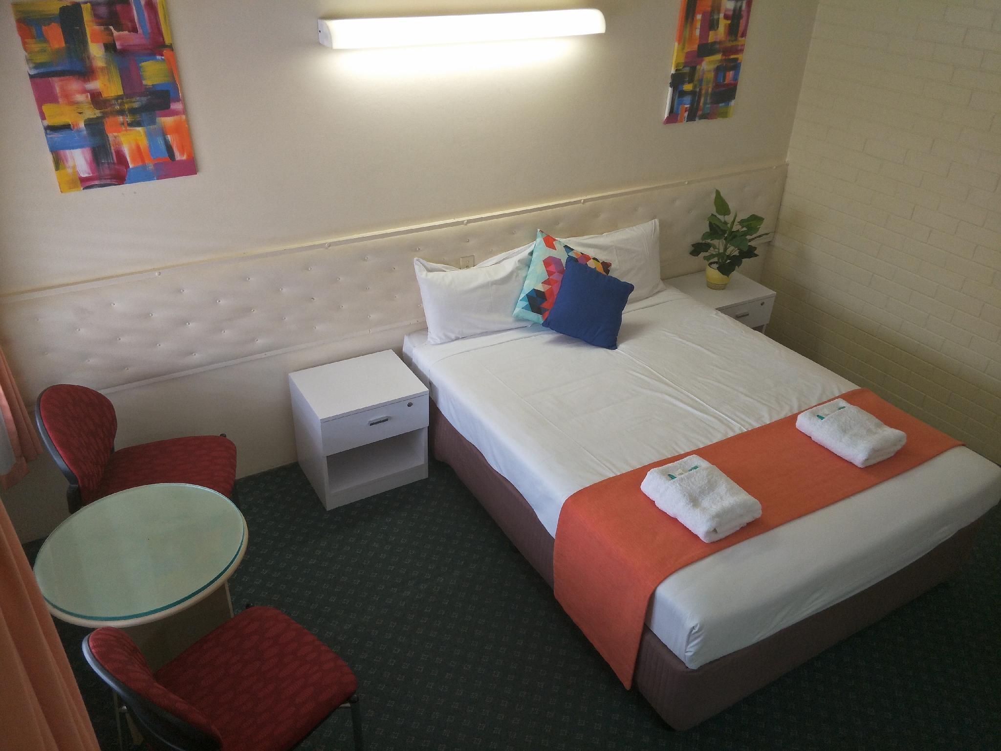 Arkana Motel, Maryborough