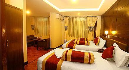 Отель Будда