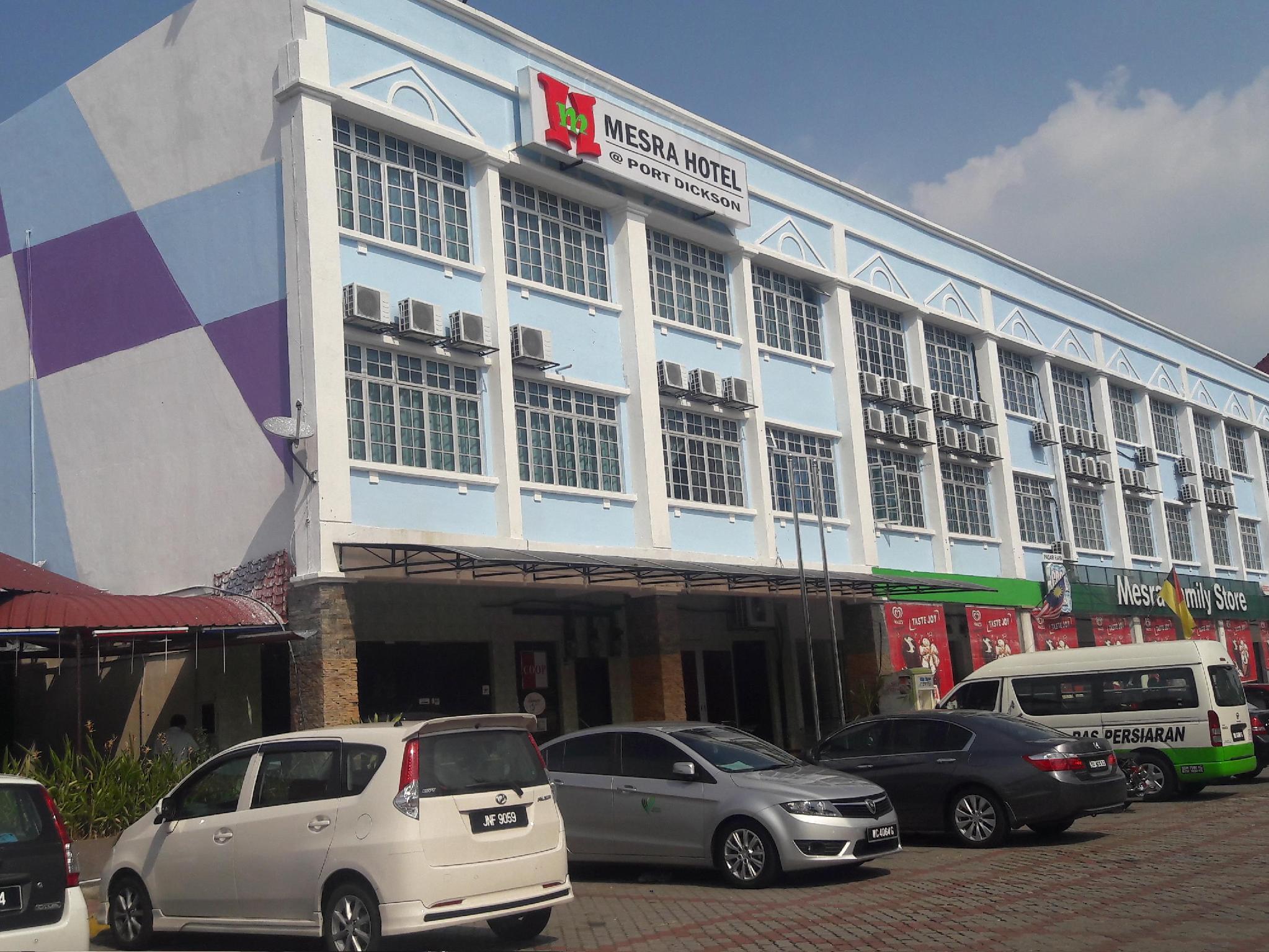 Hotel Mesra Port Dickson, Port Dickson