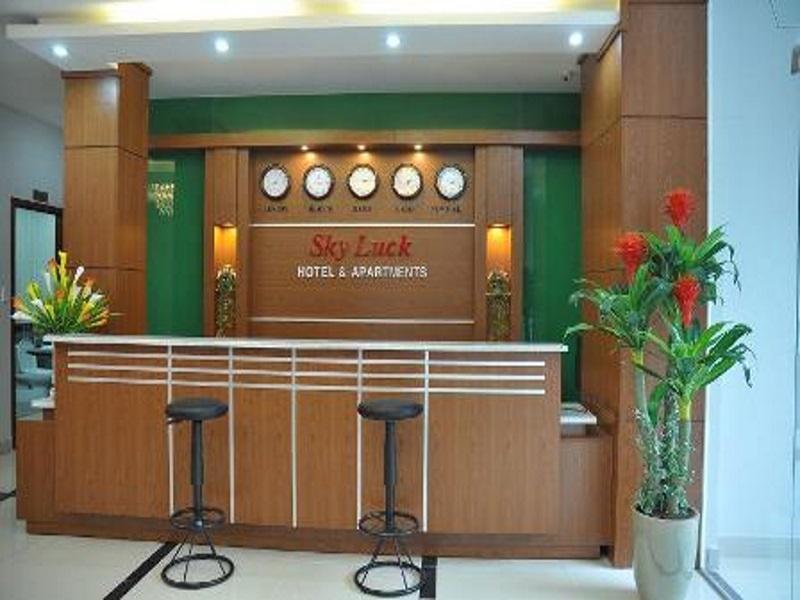 Khách Sạn Sky Luck Vũng Tàu