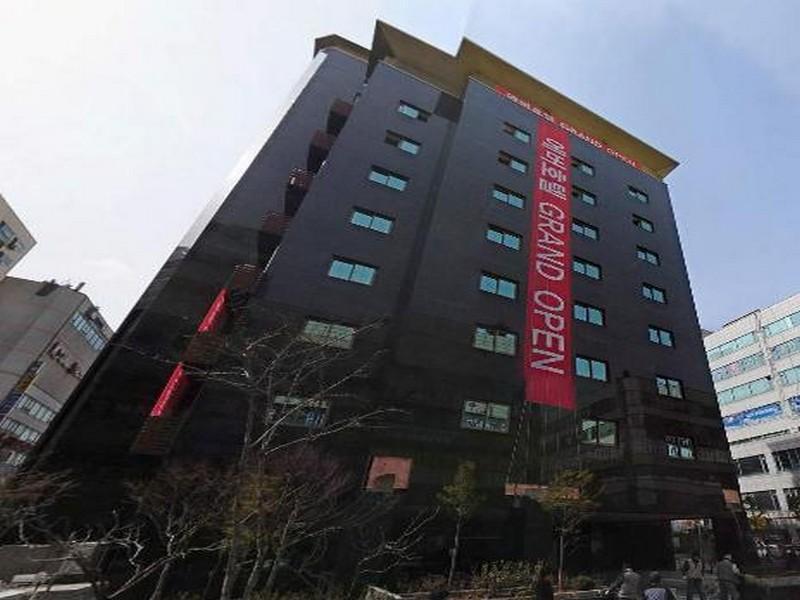 Ever Tourist Hotel, Gyeyang