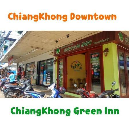 Chiangkhong Green Inn Resident Chiang Khong