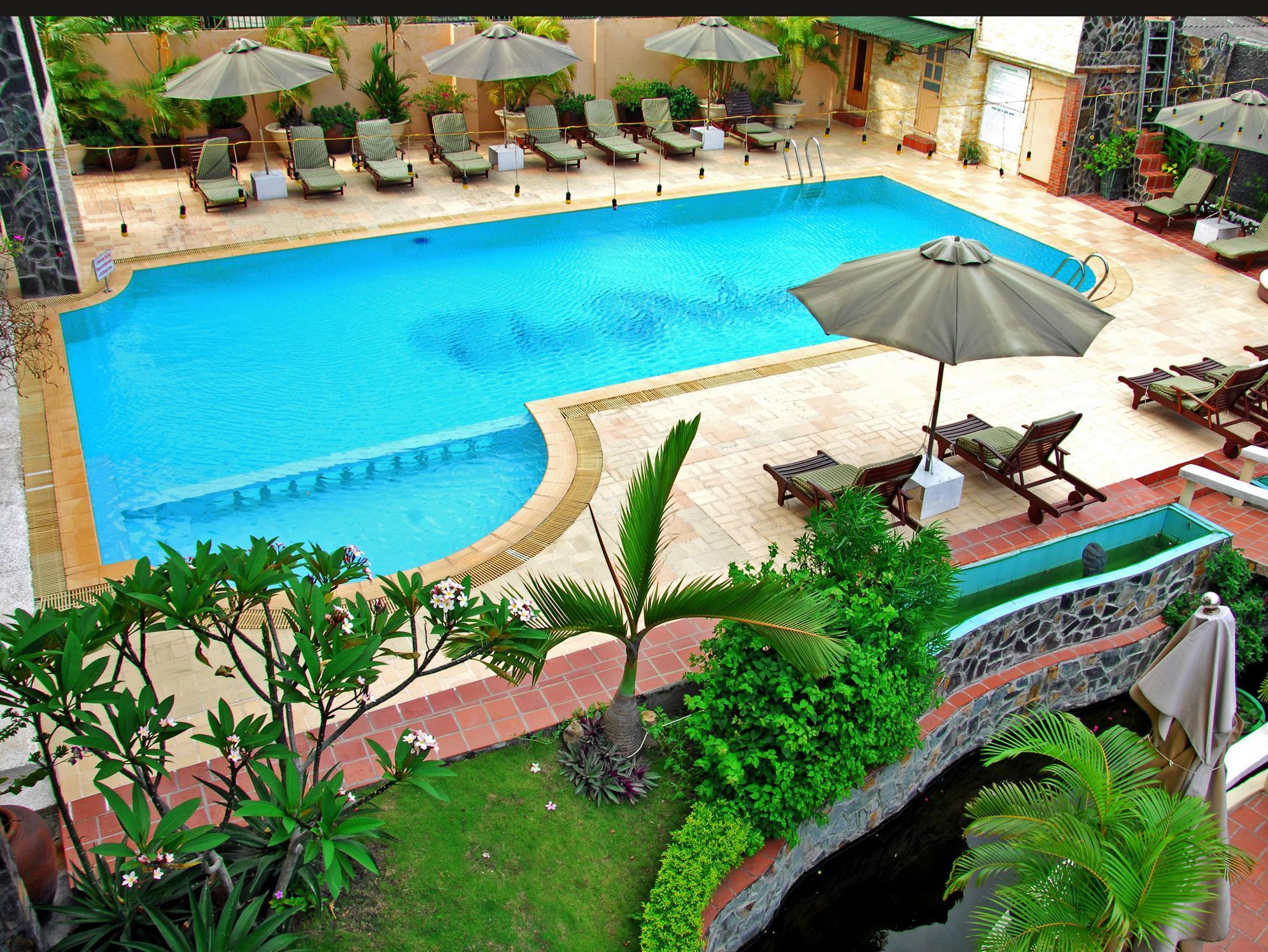 Khách Sạn Palm Phan Thiết