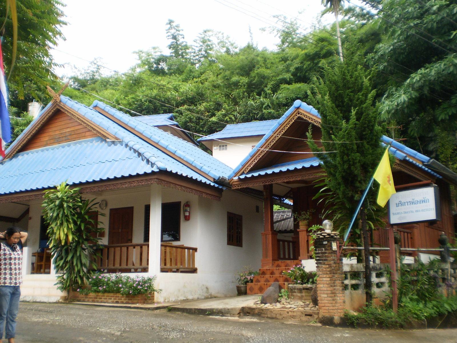 Khumsuk Resort, Chiang Saen