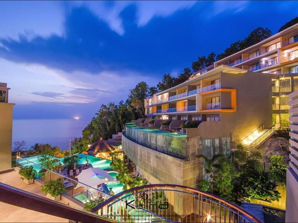 Kalima Resort Spa Phuket Patong Beach