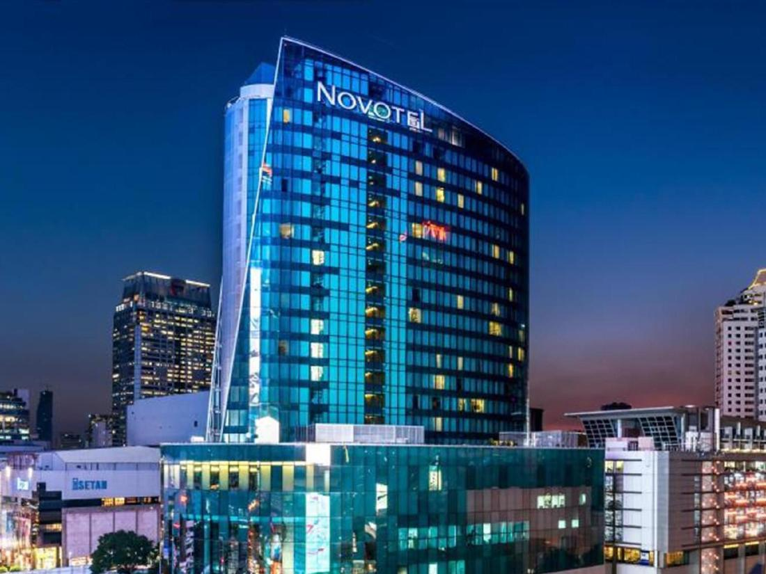 Image result for Novotel Bangkok Platinum