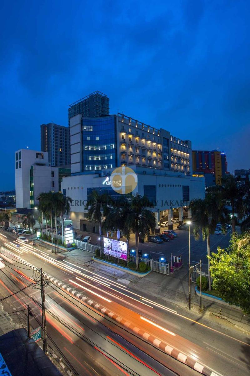 Orchardz Hotel Industri In Indonesia
