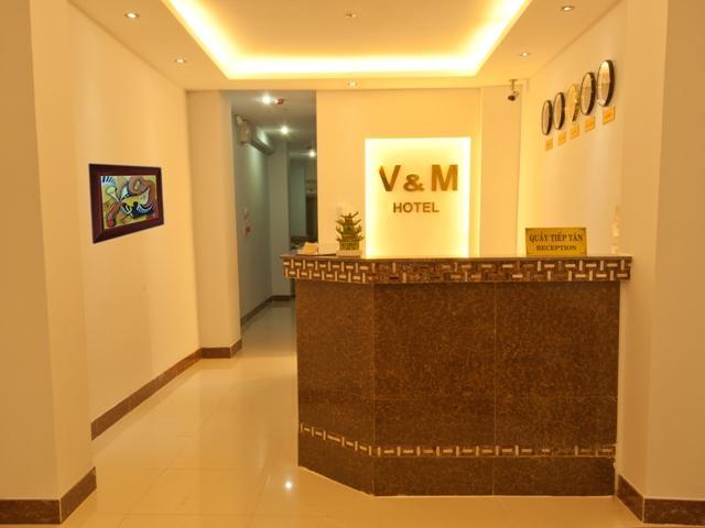 Khách Sạn V & M Sài Gòn