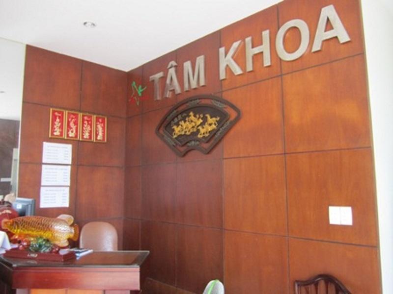 Khách Sạn Tâm Khoa Vũng Tàu
