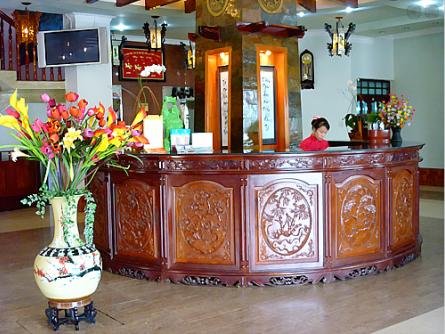 Khách Sạn Cà Ty Phan Thiết