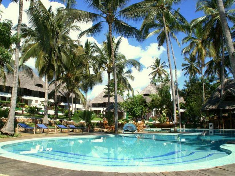 Best price on paradise beach resort in zanzibar reviews for Hotel luxury zanzibar
