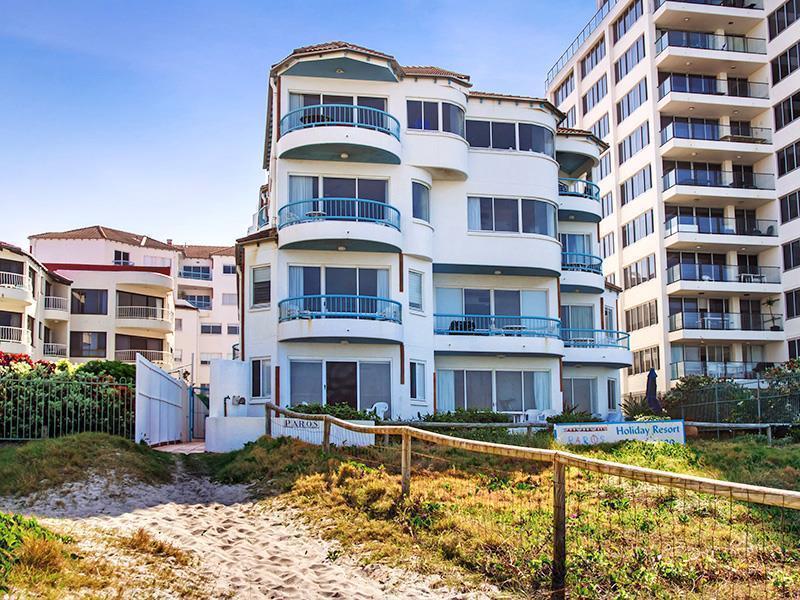 Paros On The Beach Apartment