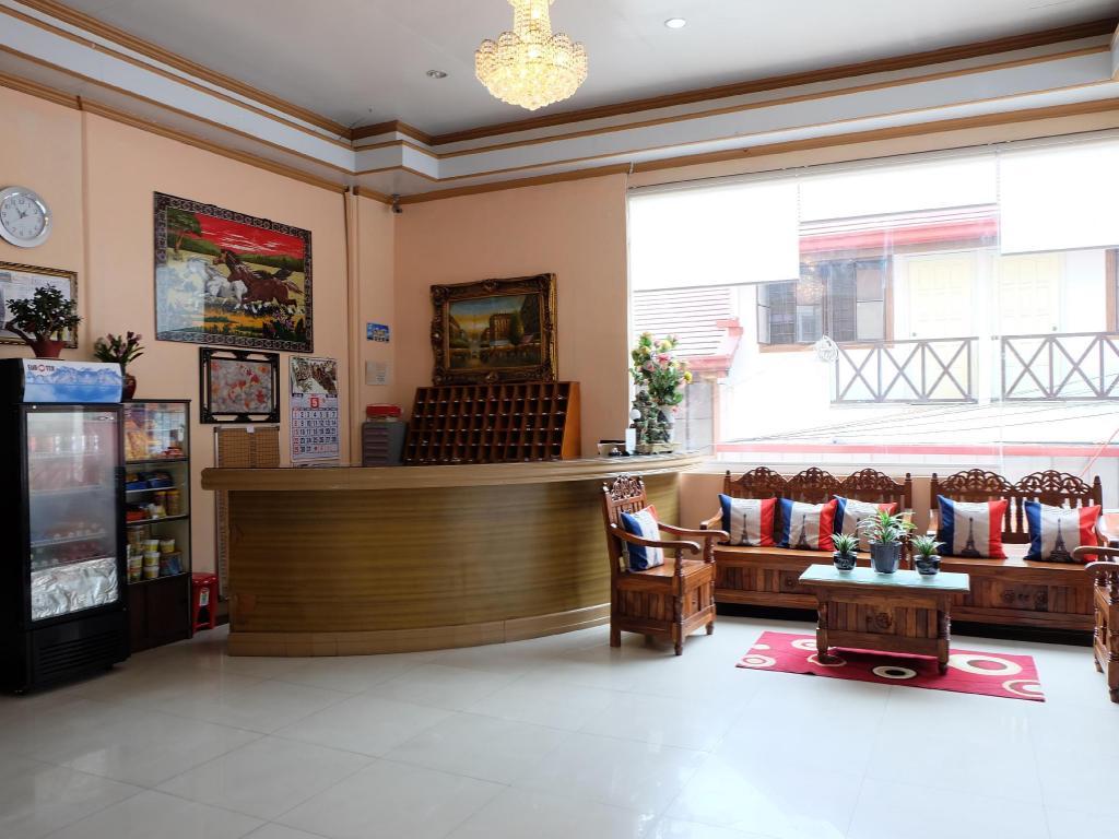 Hotel Henrico Legarda Room Rates