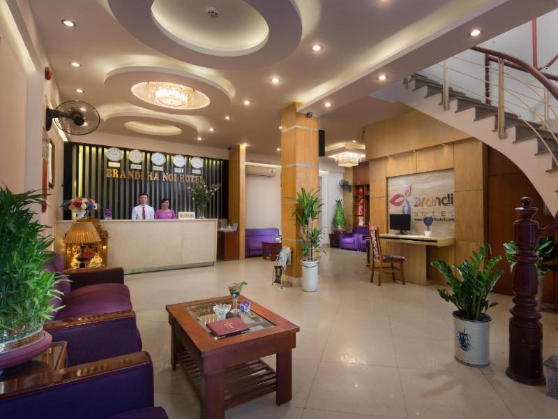 Khách sạn Brandi Hà Nội