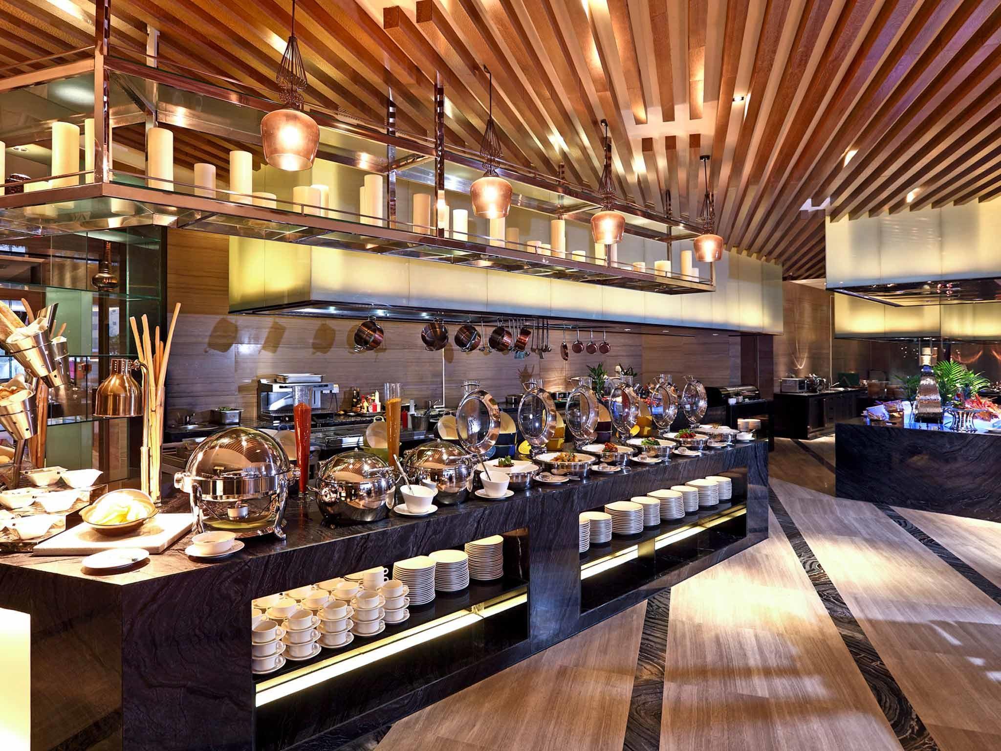 Grand Mercure Jinan Sunshine Hotel, Jinan